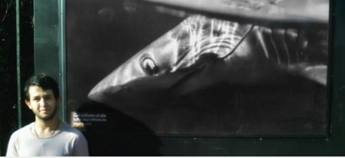 El Biólogo Marino por la UABCS, Édgar Eduardo Becerril García, obtuvo el primer lugar en el II Concurso Nacional de Fotografía de la Naturaleza Mosaico Natura, por lo que su trabajo será exhibido en la revista National Geographic.