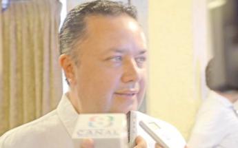 Ricardo García de León, vicepresidente del CCE La Paz. / El Sudcaliforniano